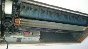 天井取付型 エアコン洗浄
